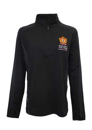 Sacred Heart Girls Zip Pullover