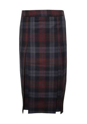 Sacred Heart Girls College Poly/Wool Tartan Skirt